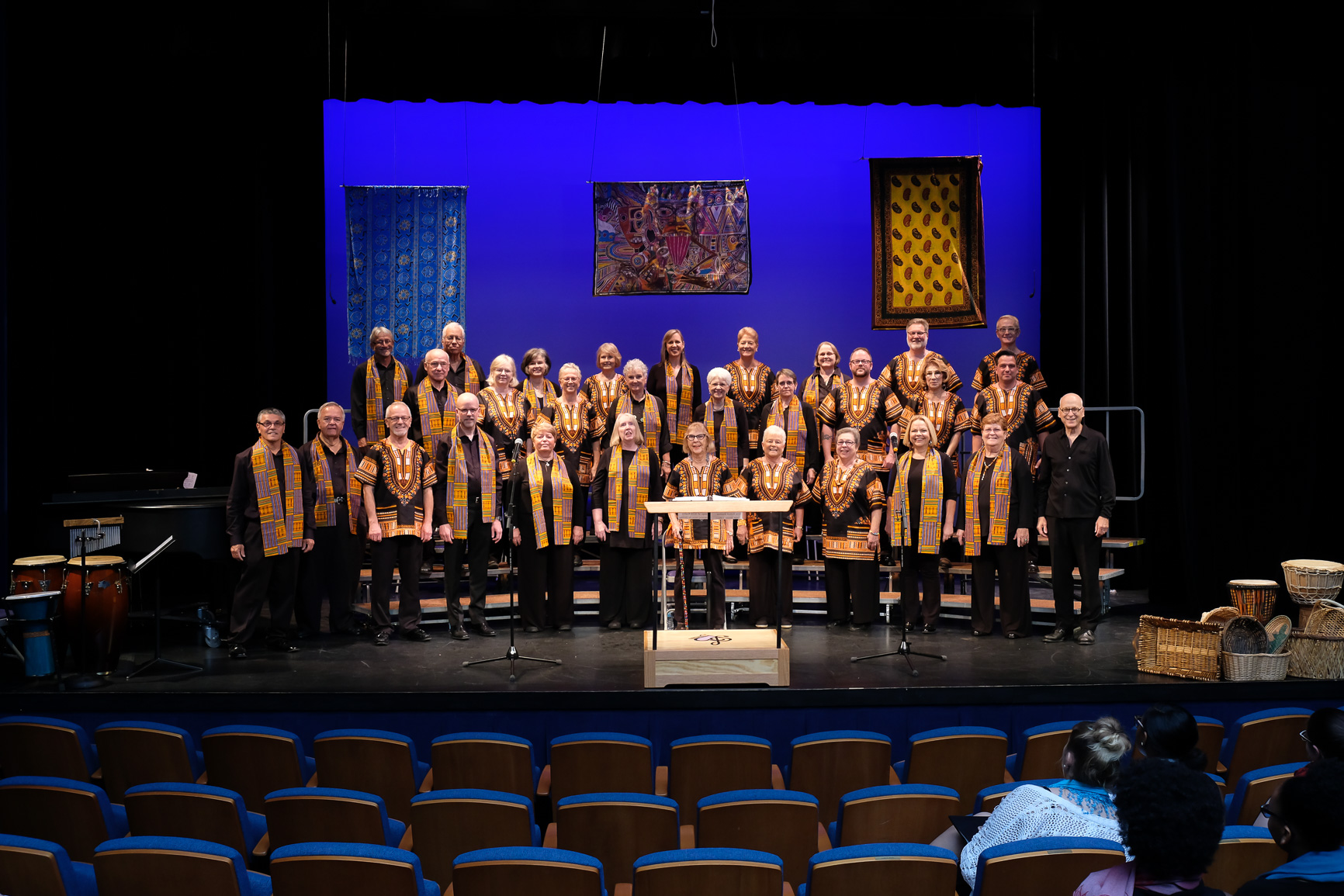 Diversity: The Voices of Sarasota - All About Africa - Spring, 2017