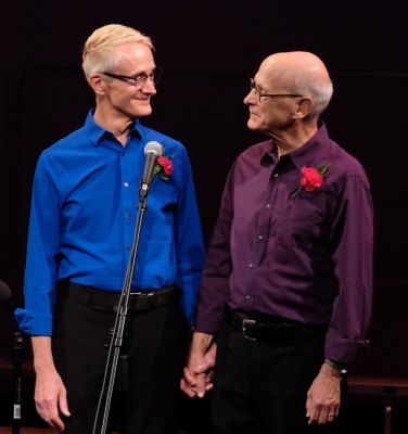 James Mack and Jon Arterton - Diversity: The Voices of Sarasota All About Love, Spring 2018